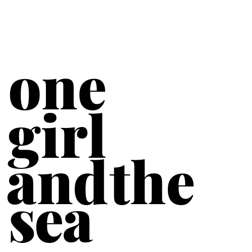 One Girl and The Sea