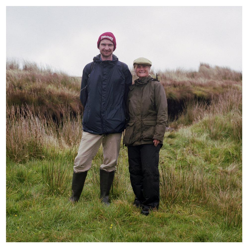 Judges - Ryan O'Neile & Meryl Asbury.