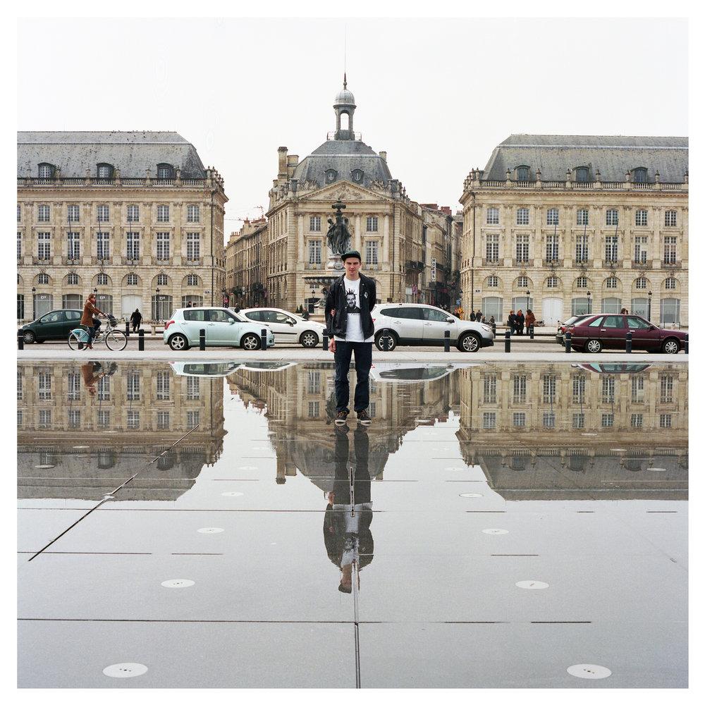 Jonny McConkey Miroir D'eau - Bordeaux.