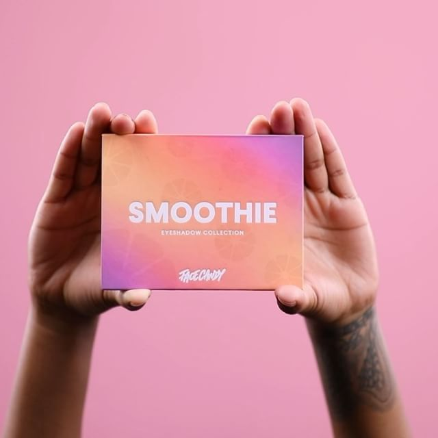 Smoothie is now available on the @shophush_ app! 🍊🍇🍓🍑🍌🥝🍍