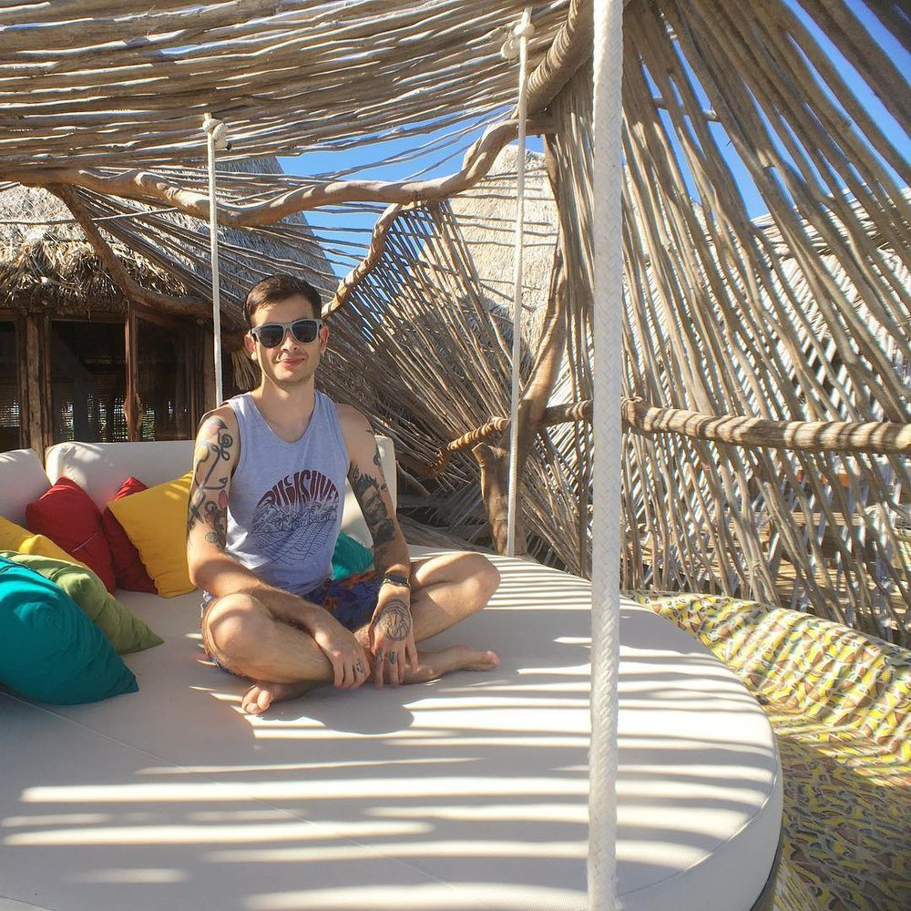 Living in a Treehouse in Tulum was pretty damn special
