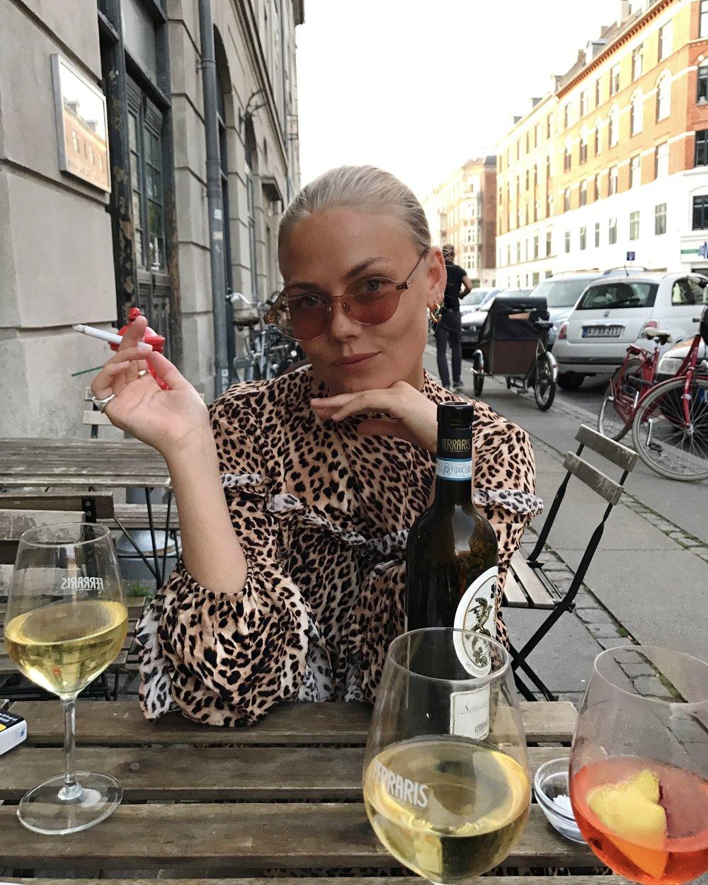 Mad og kaffe: Osteria