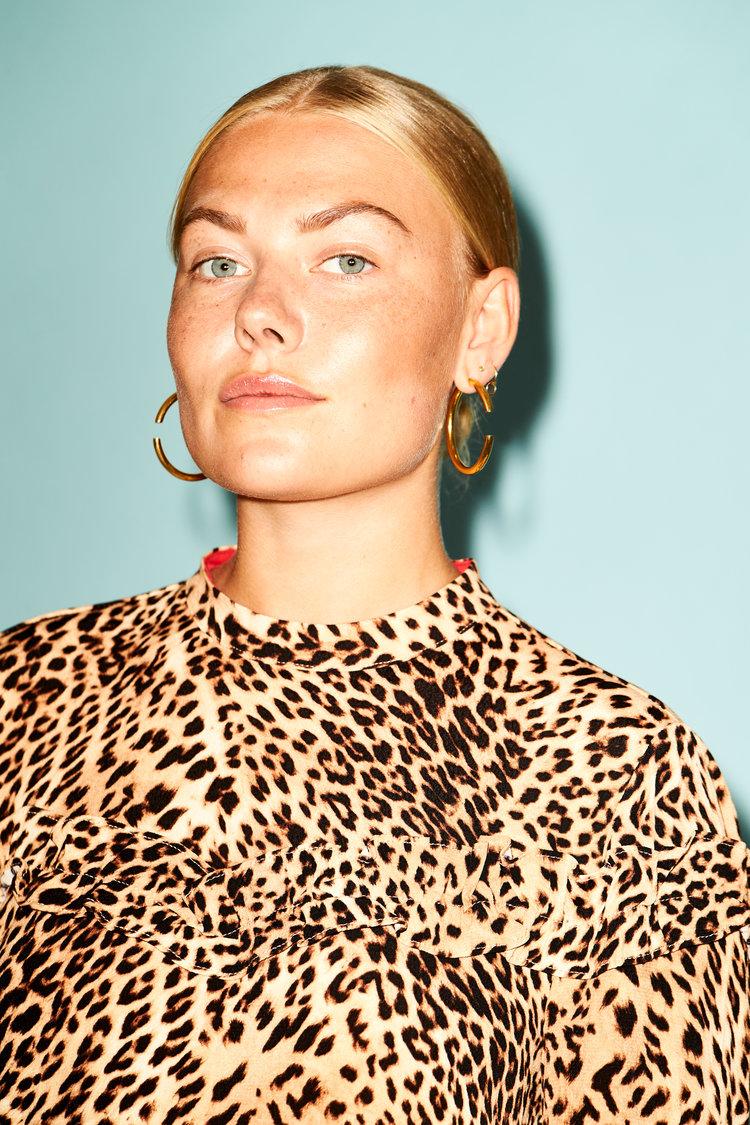 Photo: Lasse Wind, Hair and Makeup: Nikoline Skaarup