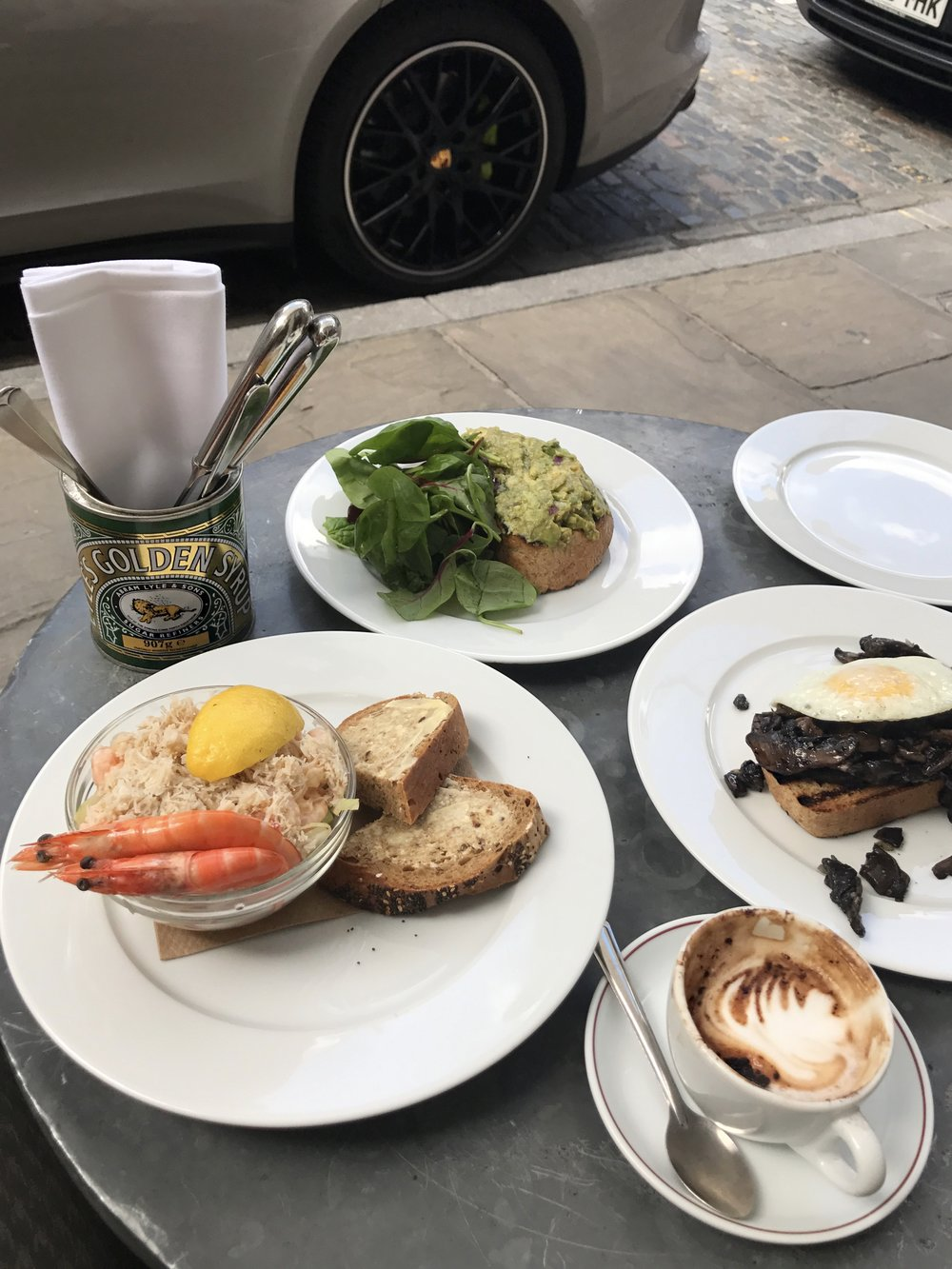 Mad og Kaffe: Leila's Shop