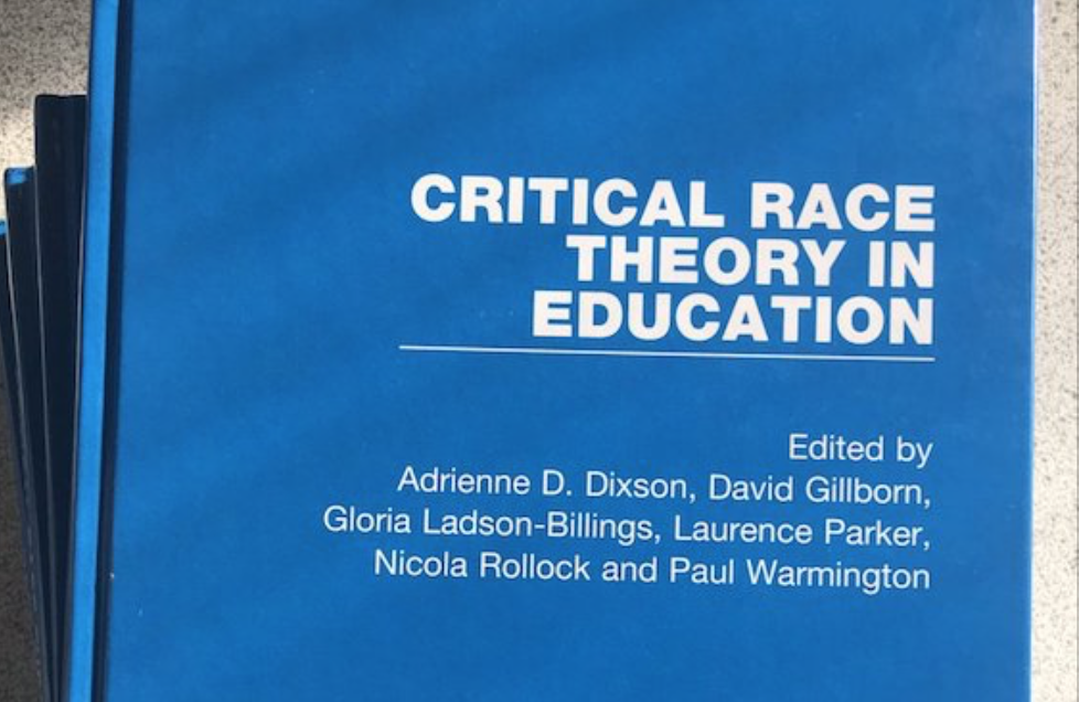 Critical Race Theory Routledge edited collection (2018)