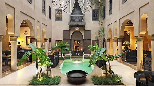 Riads That'll Make You Want to Book a Trip to Marrakesh