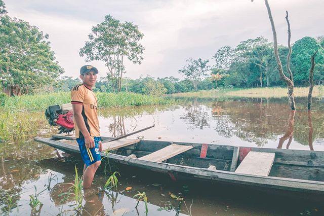 Taking a trip down stream to Mamaycuna 🛥  #medicine #ayahuasca #ayahuascaretreat #plantmedicines #ayahuascaperu #ayahuascaretreats #plantatree #iquitos