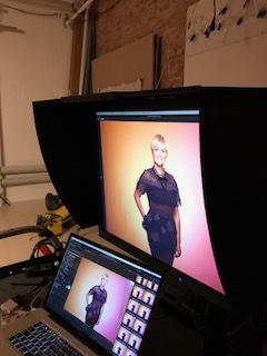 Photoshoot with the brilliant Gaby Gerster