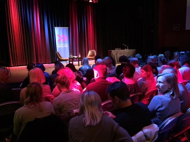 Duisburg lit.RUHR event