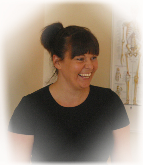 Claire McFarlane, Sports & Remedial Massage Therapist