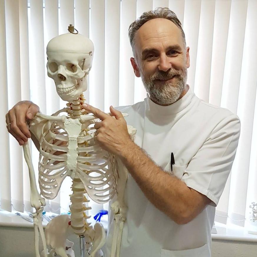 Jonathan Penny DO, Principal Osteopath