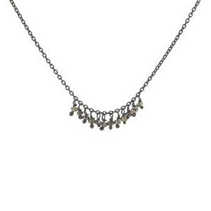 THE WILD DIAMOND   Rustic diamond bead jewelry designed and handmade by Lara Gordon