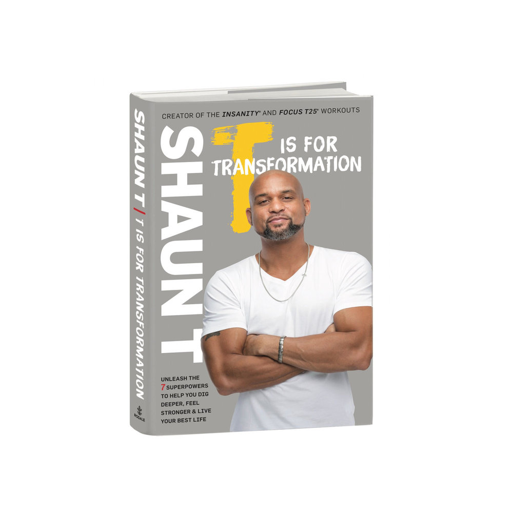 'T is for Transformation' hits Bookshelves November  7