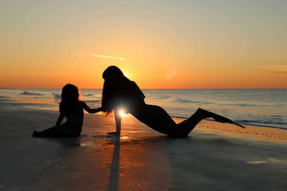 Hilton Head Island, SC - Turn into a Mermaid in Hilton Head all year long