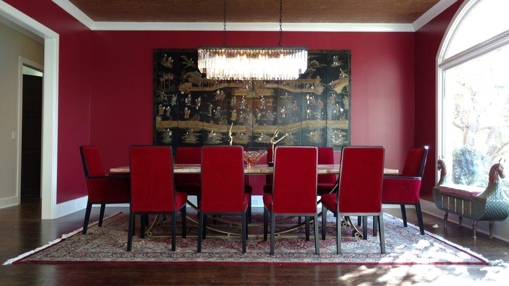 Peachtree Corners Dining Room