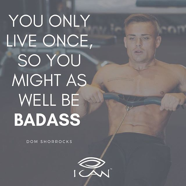 Be a Badass 👊🏼 . With the help do our highly trained and passionate team we can enable you to focus on your goals and smash them 🙌🏼 . . . . . . . #fitness #gym #motivation #health #lifestyle #workout #gymlife #training #fitspo #fitfam #fitnessjourney #fitnessmotivation #physique #workoutmotivation #alderleyedge #goals #cheshire #cheshirepersonaltrainer #alderleyedgepersonaltrainer #alderleyedgefitness#fitnessaddict #pt #mindset #legraise #workout #training #cheshirefitness #icanpt