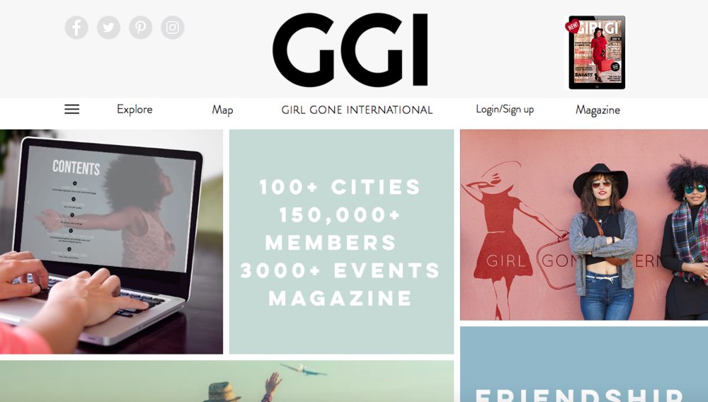 Company:  Girl Gone International  Industry:  Travel  How I helped?:  Project managed the launch of the website, content creation and editing   Email Marketing | Content Marketing | Content Editing | Basic SEO | Project Management