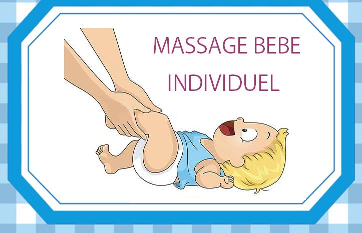 Première séances (essaie) : 35€    Les 4 séances suivantes : 215€    Flacon d'huile de massage bio + Livre de Vimala Mcclure : offerts