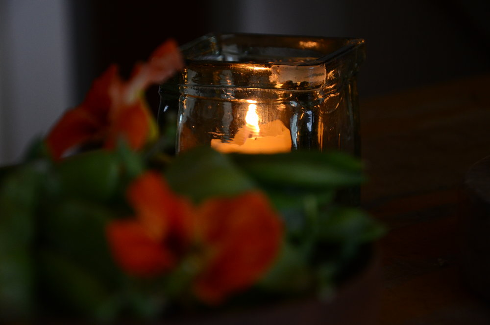 Candlelight by Petals