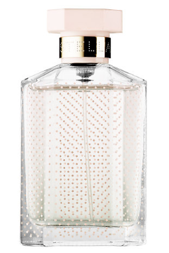 This bottle looks as delicate and pretty as the perfume smells!
