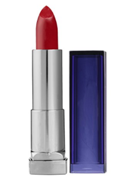 Smoking Red: This image is fairly true to color, but check out the swatches below where the brown undertone is more clear.