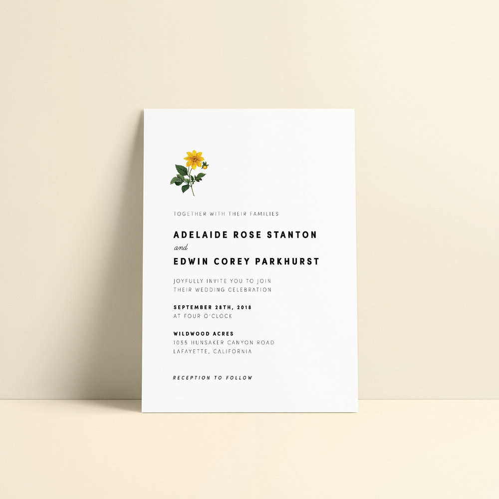 Sweet Wildflower - https://www.minted.com/design-rating/903311