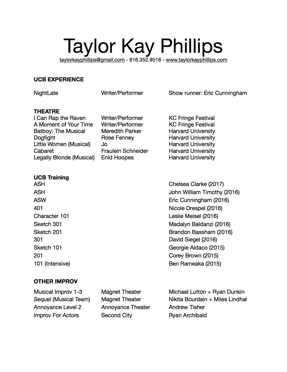 Theatre Resume Taylor Kay Phillips.jpg