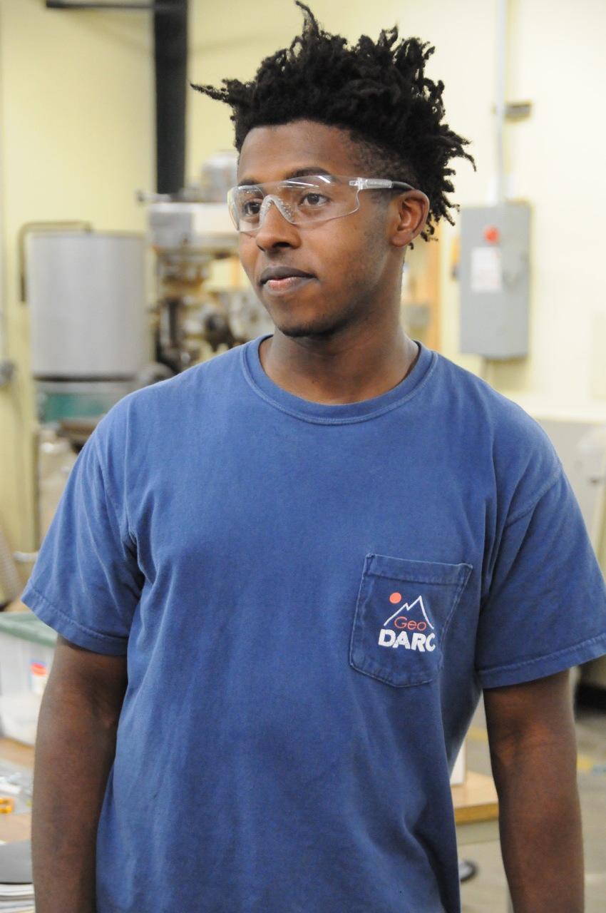 DARC Co-head of Engineering Hezekiah Carlisle