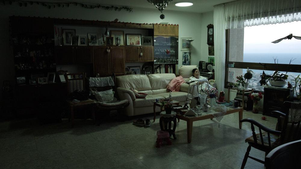 Still from the documentary short 'Ima Miriam' - 2016