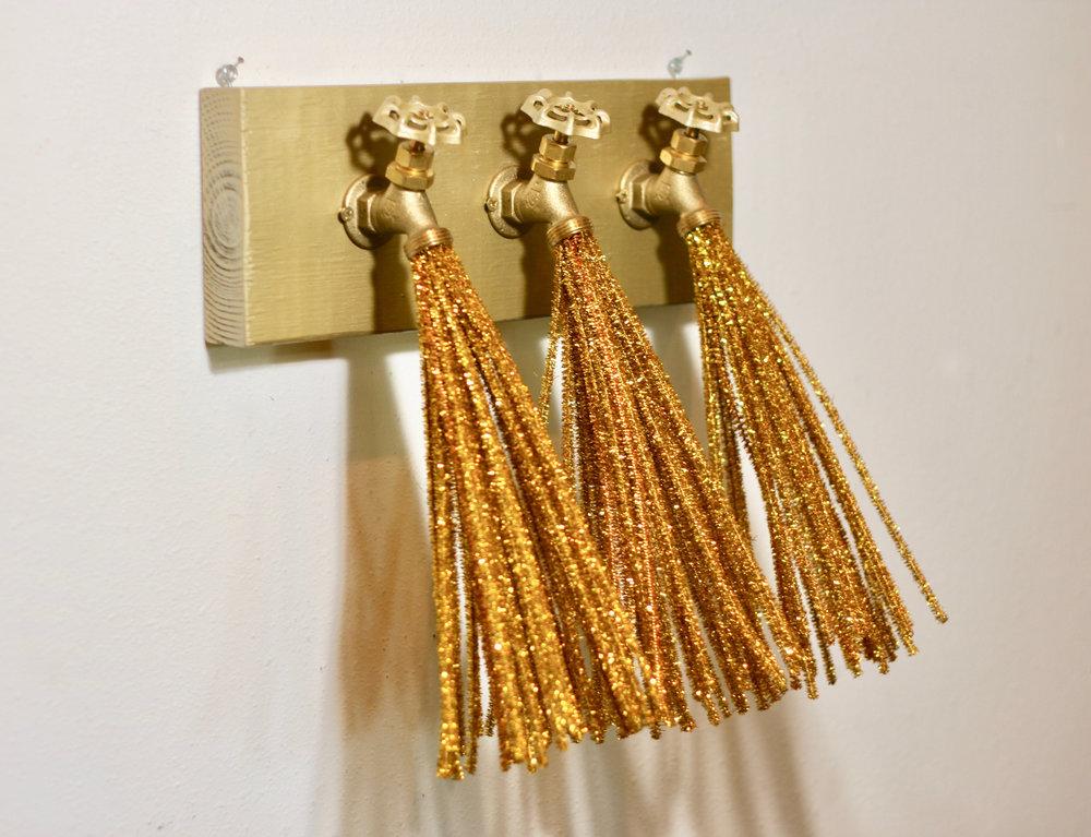 Liquid Gold Tres - Hallie Rae Ward - Austin Art - Austin Artist.jpg