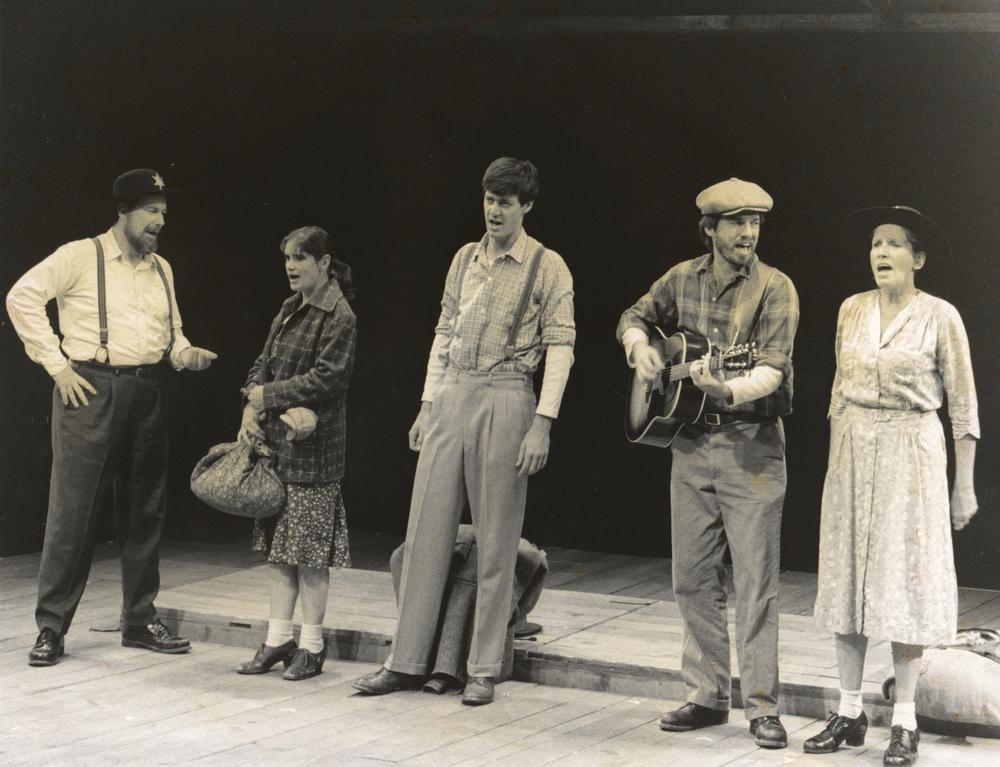 Attic Theater Company, Detroit, MI (1988)