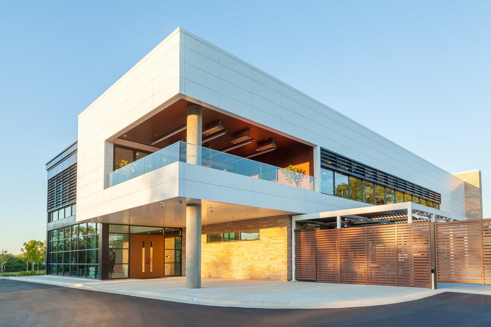 Fishtech Building