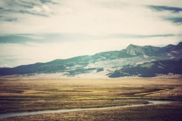 Centennial Valley, Montana