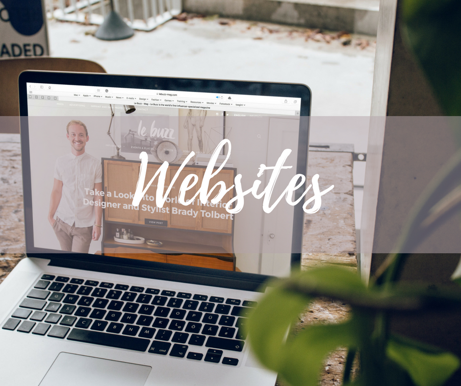 Website Creation - Calling all Squarespace and Wordpress users! Need help keeping your website fresh? Collaboravers know all the tips and tricks to make sure your website does your image and brand justice. We also understand the importance of keeping everything up to date.