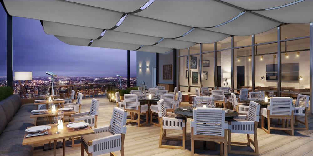 Rooftop Bar at the Thompson San Antonio.JPG