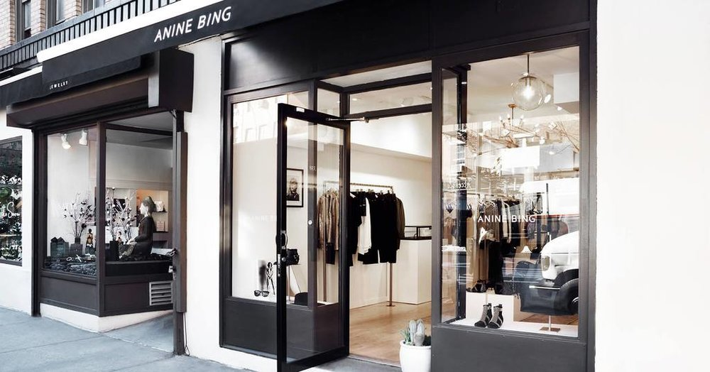 Anine Bing-Stay Boutique