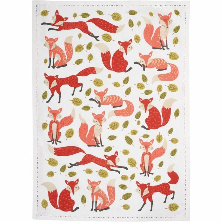 Foxes Tea Towel Paper Source.jpg