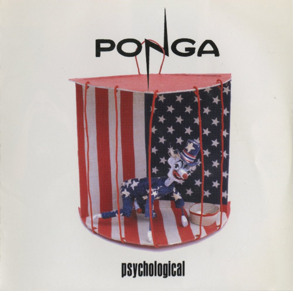 PSYCHOLOGICAL:   second record from PONGA, a Seattle based electro-acoustic improv band   feat. SKERIK, WAYNE HORVITZ, DAVE PALMER