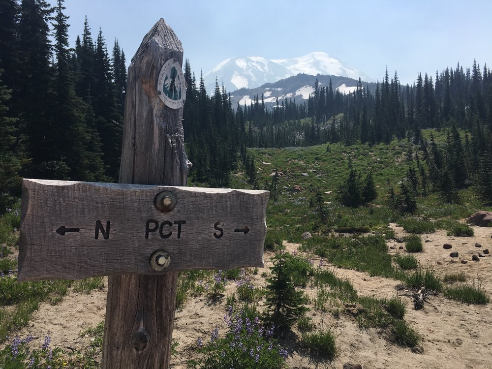 Mount Adams Wilderness - South Cascades, Washington