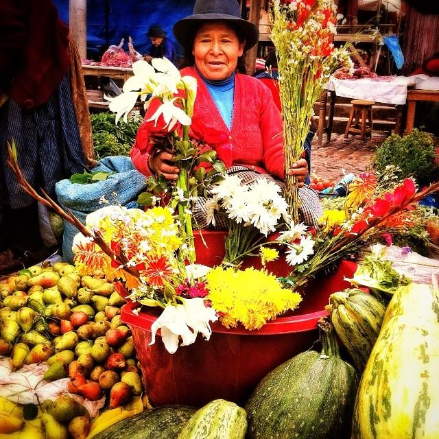 Photo credit: Josip Orlovac / Tercermundo    Sacred Valley, Peru.