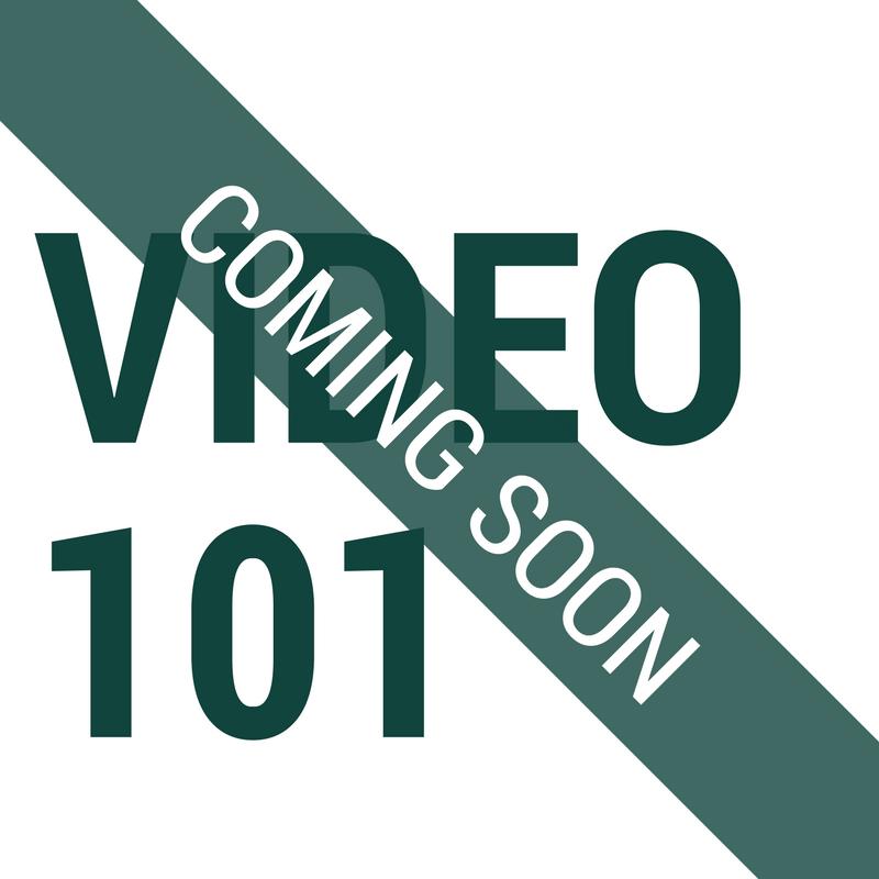 VIDEO 101
