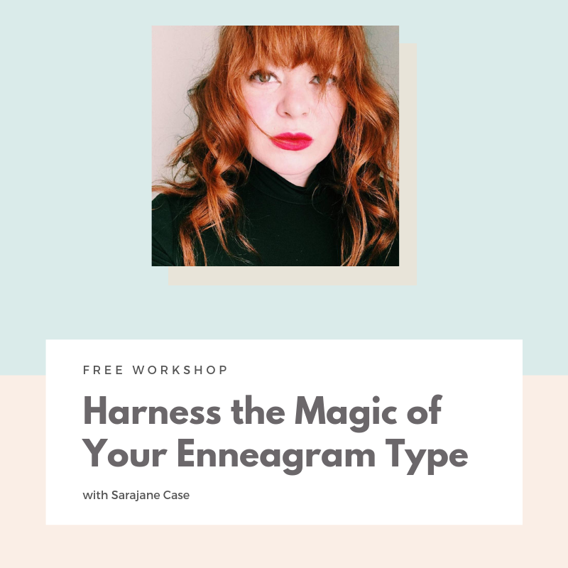 Harness the magic of your enneagram type webinar