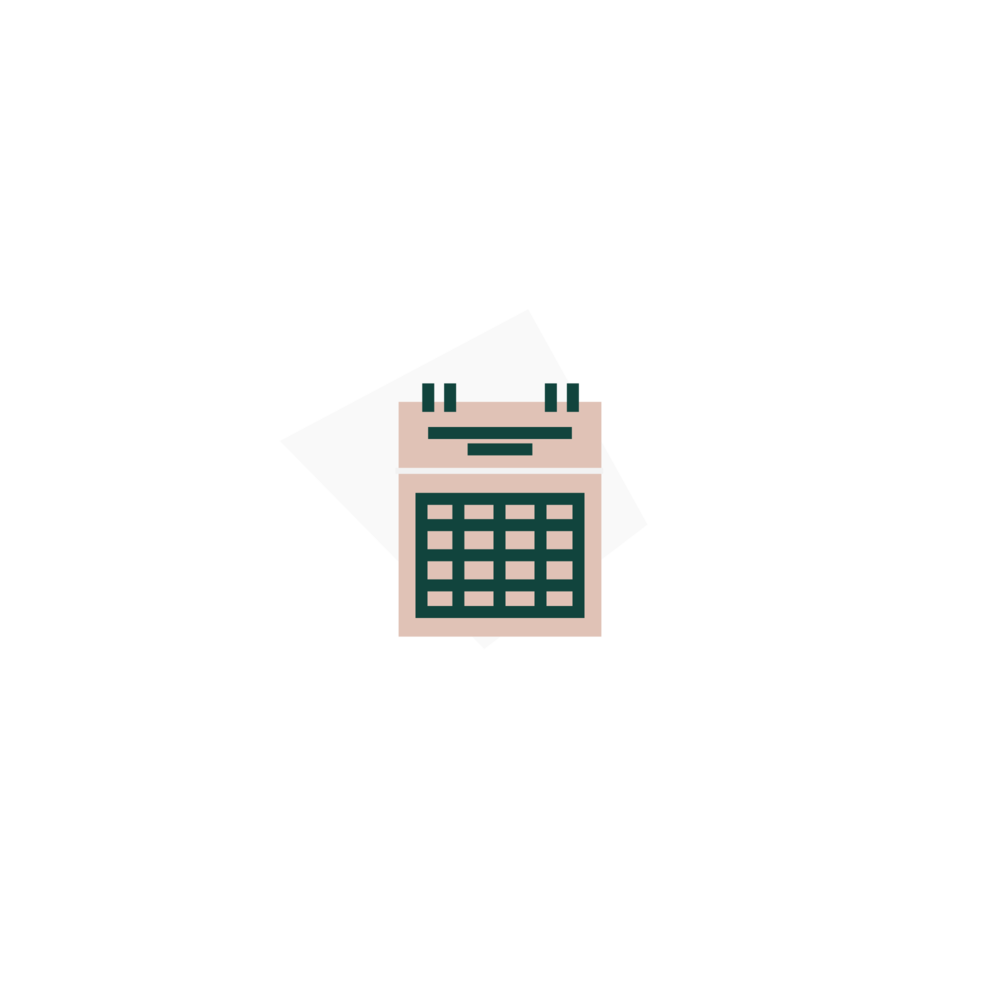 Monthly Content Guides + Editorial Calendars