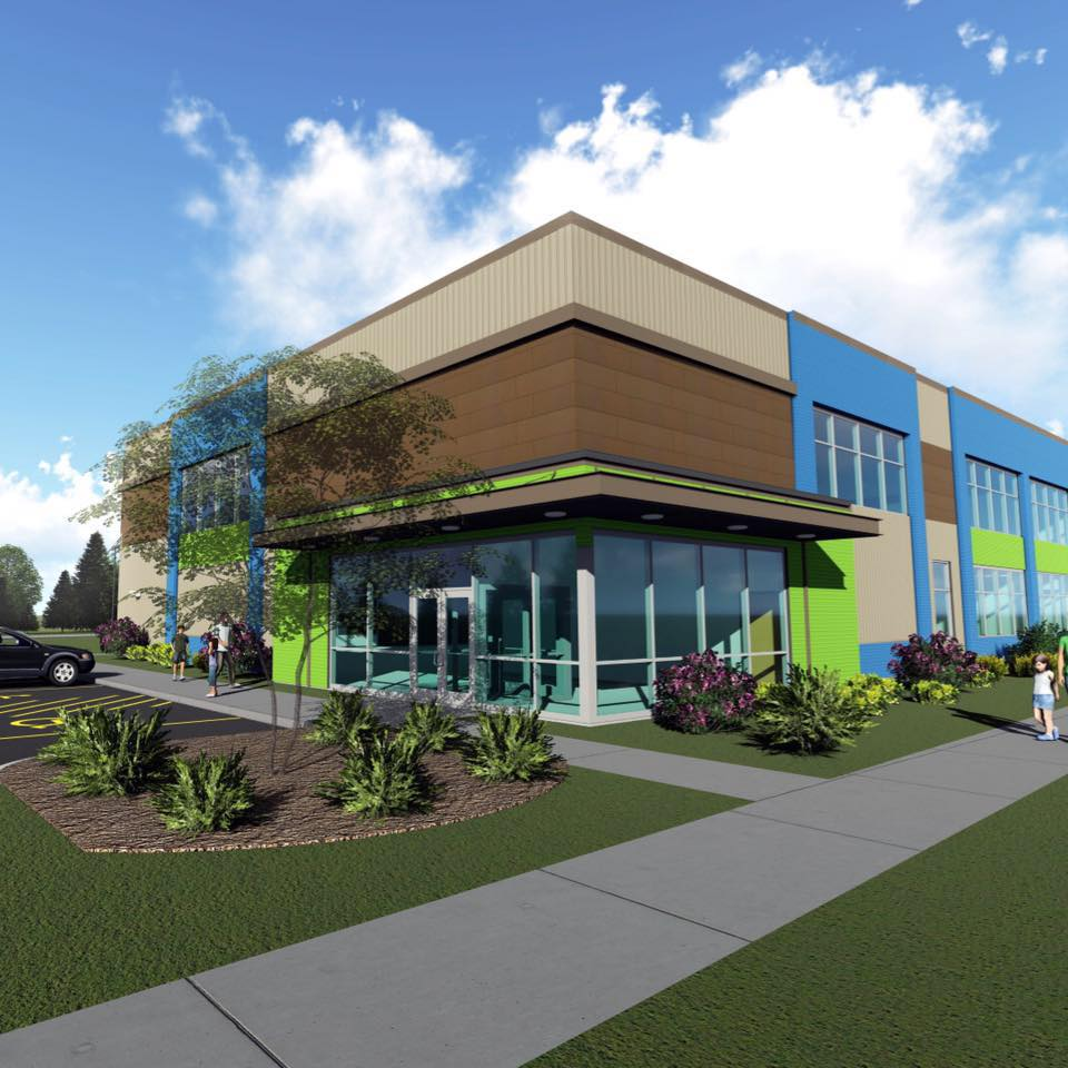 New facility opening summer 2019 - 10,000 sq feet of school-age fun; large open gym and play space, 2,500 sq ft mezzanine for building, imaginative play and arts and crafts, and exciting outdoor play space.