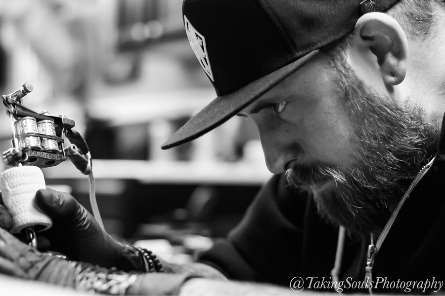 Aaron Neiman - Owner and artist, Aaron Neiman, has been tattooing for over 20 years. Tattooing is the only thing Aaron can remember ever wanting to do. He set his mind to it and worked extremely hard to learn every facet of his craft to be the best he could possibly be. Aaron is a jack of all trades when it comes to tattooing as well. Although, he favors Japanese work at the moment, Aaron can do just about everything from traditional and portraits with pinpoint focus and precision. He values his customers and respects the art and industry in which he has built his whole life around. Aaron is married to Janell, who is an RN and has two young boys that keep him busy in his off time.