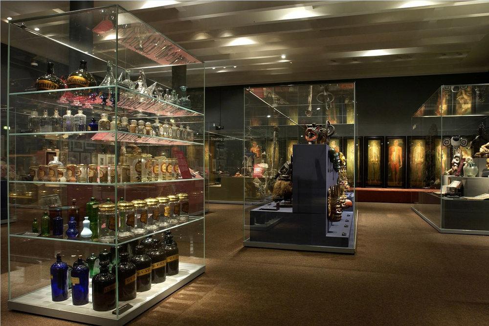 Medicine Man: The Forgotten Museum of Henry Wellcome  British Museum  Jun - Nov 2003