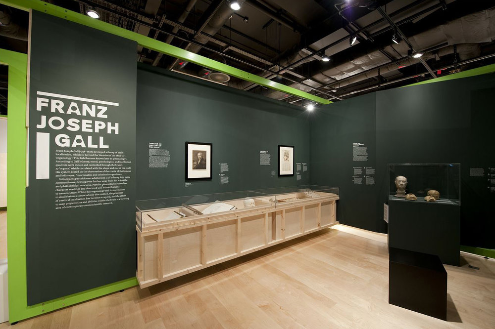 Installation view. Image courtesy of Wellcome Collection