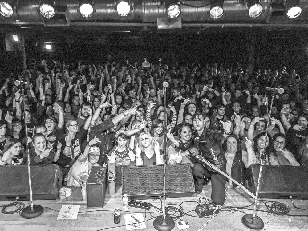 Bottom Lounge - Chicago, Il. - November 14th 2014