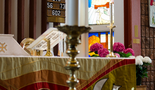 Lay Readers - The Lay Readers serve God and the church by assisting our clergy at the altar as they conduct weekly Eucharist services and also provide monthly Eucharistic services at several local seniors' residences in this parish.