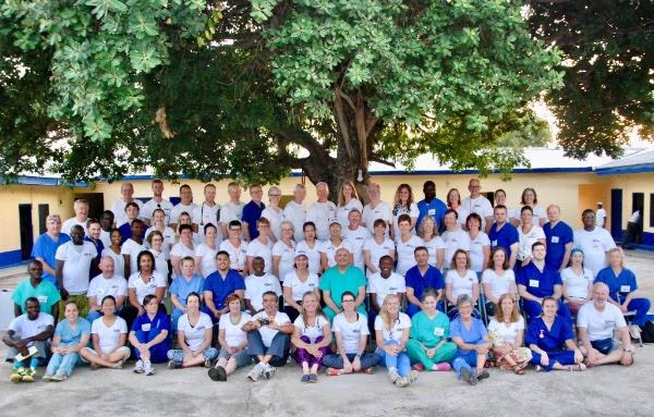 2017 Ghana Health Team